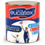 Fundo Branco Fosco Madeira Nivelador Eucatex 3,6L
