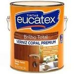 Verniz Brilhante Incolor Copal Eucatex 3,6L