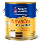 Tinta Acrílica Standard Novacor Cobre Mais Fosco 3,6L (Escolha Cor)