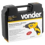 "Parafusadeira a Bateria 3,6V 1/4"" Pbv 360 Vonder – Bivolt"