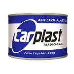 Adesivo Plastico Cinza com catalizador 0,400kg - Maxi Rubber