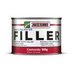 Massa Poliester 900g Filler - Maxi Rubber