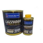 Verniz PU Bicomponente 8050 750ml + Catalisador 058 - Lazzuril