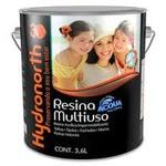 Resina Multiuso Brilhante (Escolha Cor) 3,6L - Hydronorth