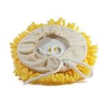 Boina Face Unica Amarela '5' Amarrar (Medio Corte) - Lazzuril