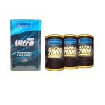 kit Verniz PU CC900 5 litros + 3 Endurecedor 834ml Appearance Plus Performance Clearcoat Sherwin Williams