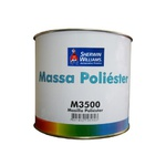 Massa Poliéster - M3500 1kg - Kit com Catalisador Lazzuril