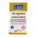 Diluente Thinner para Poliuretano - PU 452 5L - Fleet Color - Lazzuril