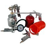 Kit de Acessórios para Compressor 5 peças - Lynus