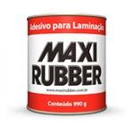 Adesivo para Laminação - 0,990kg - Maxi Rubber
