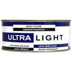 Adesivo Plastico Ultra Light - 495gr Kit com Catalisador - Maxi Rubber