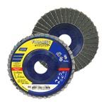 Disco de Lixa Flap 4.1/2 POL Grão 80 - Norton