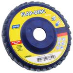 Disco de Lixa Flap 4.1/2 POL Grão 40 - Norton