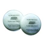 Filtro Mecanico Para Respirador Semi Facial 2 Unidades - Norton