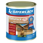 Verniz Acetinado Incolor Marítimo Poliulack 900ml - Sayerlack