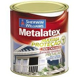 Esmalte Metalico Aluminio Metalatex 900ml