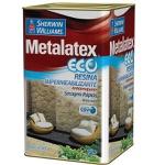 Resina Brilhante Incolor Metalatex Eco Sherwin Williams 18L