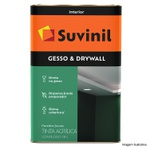 Tinta Acrilica Gesso & Drywall 18L - Suvinil