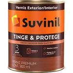 Verniz Brilhante Tinge & Protege Suvinil 900ml (Escolha a Cor)
