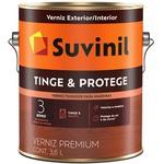 Verniz Brilhante Tinge & Protege Suvinil 3,6L (Escolha a Cor)