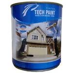 Esmalte Metalico Aluminio 300º 0,9L - Tech Paint