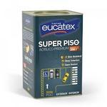 Tinta Piso Acrílica Fosco Eucatex 18L (Escolha Cor)