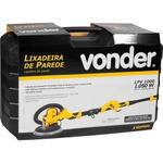 Lixadeira de Parede e Teto 1050W 127V com Luz de LED e Saco de Aspiração - VONDER - LPV1000