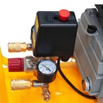 Motocompressor de Ar 6,5 Pés 2 CV 25 Litros - VONDER-MCV25