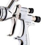 Pistola de Pintura Genesi HTE 1.2mm 680ml com Estojo e Manômetro WALCOM Ref: 953012