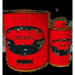 Kit Verniz PU 5100 750ml + Endurecedor 3093 150ml Alto Sólidos - Wanda