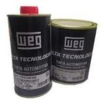 Kit Verniz PU 900ml HT W-30 + Endurecedor 450ml 5536 Alto Sólidos - WEG