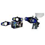 Lanterna Para Pistolas de Pintura WIMLED 22mm a 34mm - Wimpel