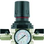Filtro Regulador de Ar 2 Sáidas 3/8 FRMP-5 - Wimpel