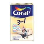 3 em 1 Premium Fosco Coral