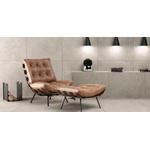 Porcelanato Villagres London Fendi 90,5x90,5Cm Granilhado 910018