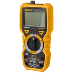 Multímetro Digital True Rms DM750-Ingco