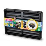Caixa Organizadora Multiuso Desmontável 52,7x36x30 Preta-Arthi