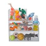 Caixa Organizadora 6 Ps 350x140x120cm Cristal-Arthi