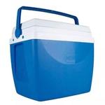 Caixa Térmica 34 Litros Azul-Mor