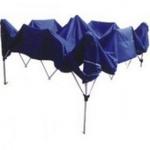 Gazebo X-Flex Oxford 3X3X Azul-Mor