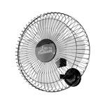 Ventilador Oscilante de Parede Premium 50cm Bivolt Preto-Venti Delta