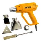 Soprador Térmico 2000W 220V HG200038-9 com 3 Bicos Ingco