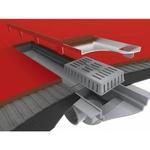 Ralo Linear Smart Tampa Oculta 70Cm