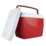 Caixa Termica 18 Litros Vermelha-Mor