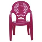 Cadeira Infantil Catty Rosa 92264/060-Tramontina