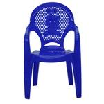 Cadeira Infantil Catty Azul 92264/070-Tramontina