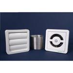 Exaustor para Banheiro Ventokit C280 D Bivolt C/Sensor