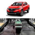 Forração de Assoalho Fiat Strada 2021 Dupla