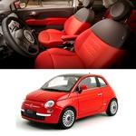Revestimento Banco de Couro Fiat 500