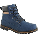 Coturno casual masculino CRshoes azul